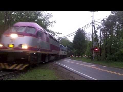 Hyannis Train from Boston
