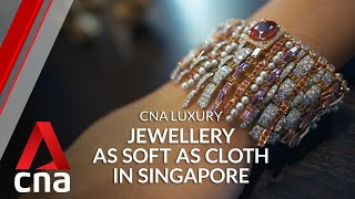 Chanel's tweed-inspired jewellery in Singapore | CNA Luxury