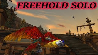 How to Solo Freehold for the Sharkbait Mount - World of Warcraft
