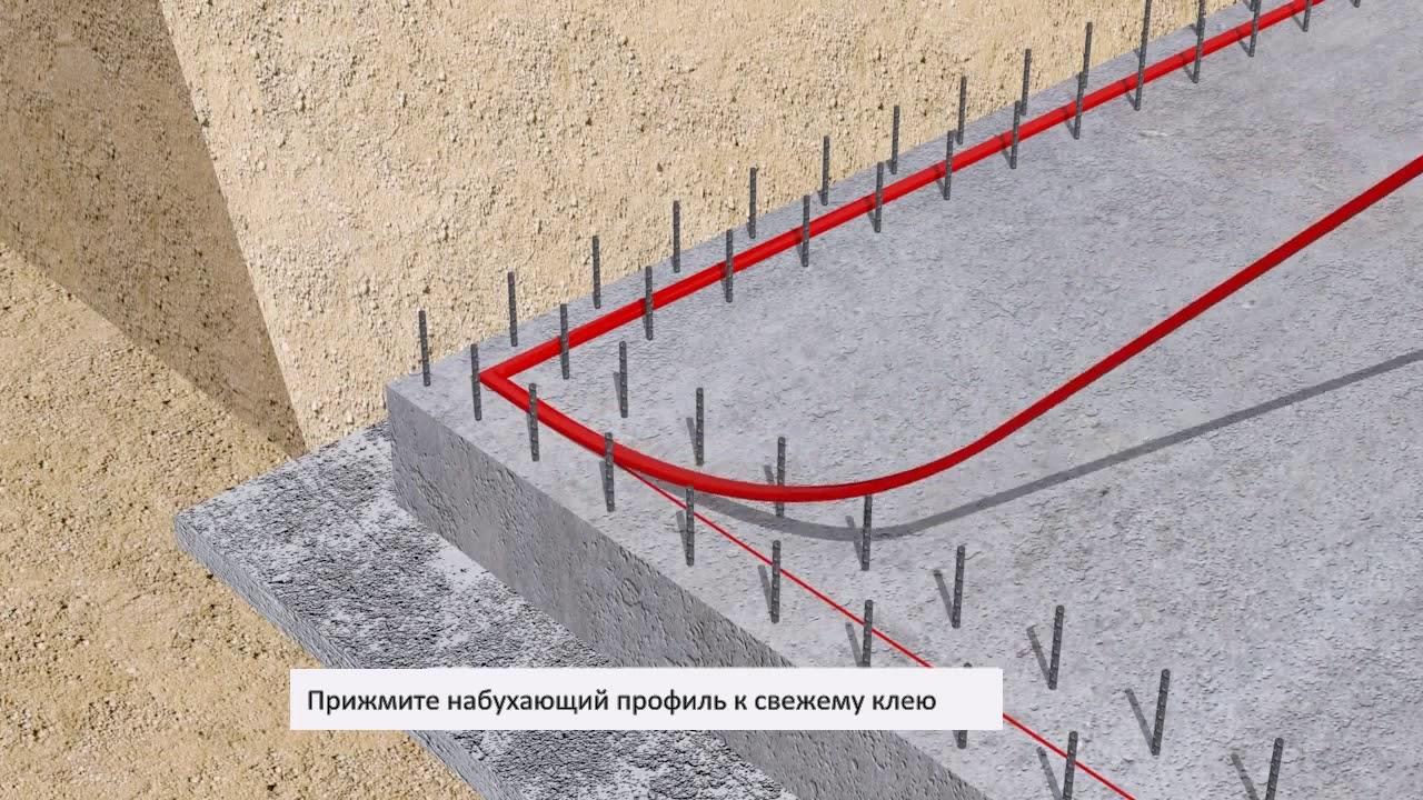Разбухающий бетон колонны из бетона купить в