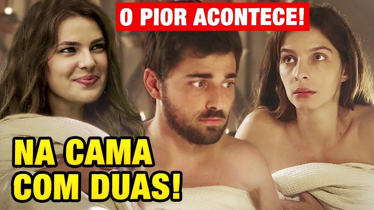 GÊNESIS - Jacó VAI PRA CAMA com Lia e Raquel e o PIOR ACONTECE!