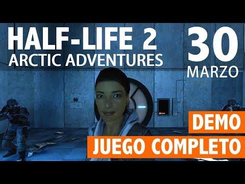 Half-Life 2: Arctic Adventures Episodes - Juego Completo - Full Game Walkthrough - Demo