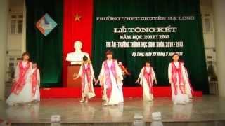 Táo Chuyên Hạ Long Phần 1. Hằng Nga múa cùng các tiên nữ. Nhận dạng Nam Tào Bắc Đẩu