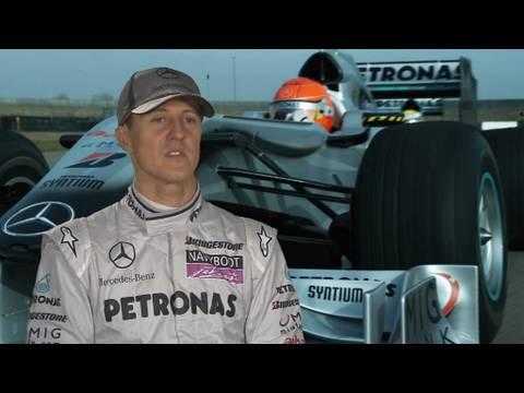 Formel 1 2010: Michael Schumacher vor dem Großbrit