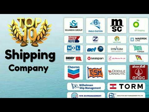 Top 10 Shipping Company