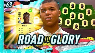 FIFA 20 ROAD TO GLORY EP 63 HOW TO START FUT20! Capture your gamepl...