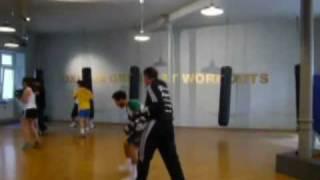 GFA Athletics - Fitness Boxing