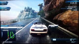 Need For Speed Most Wanted-ps3