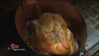 Recette : Le poulet rôti du dimanche de Frédéric - Les carnets de Julie
