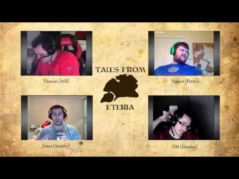Tales From Eteria - Session 13 - Tamlin Fae HR (Part 3)