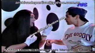 ARCHIVO DIFILM JULIAN WEICH CON ANTONIO GASALLA 20/12/93