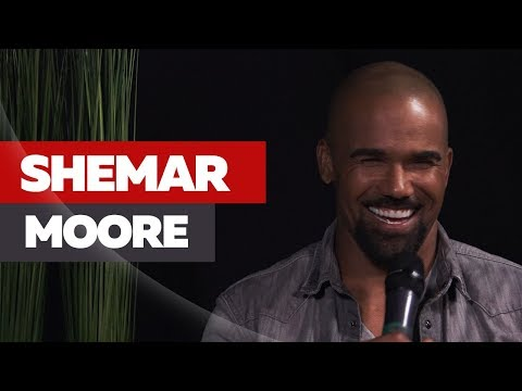 Shemar Moore Admits He Wants To Settle Down & Have Kids +  New Show S.W.A.T