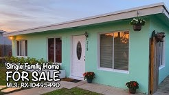 For Sale : Boynton Beach, Fl. Single Family Home