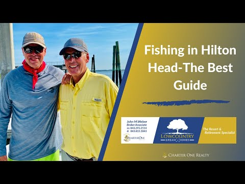 Fishing In Hilton Head The Best Guide