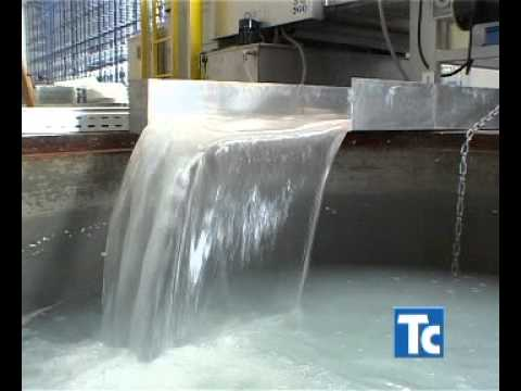 Glass Water Recycling Systems - TC Turrini Claudio