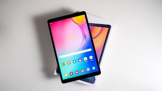 Samsung Tablet - Samsung Galaxy Tab A 10.1 2019: Unboxing & First Impressions