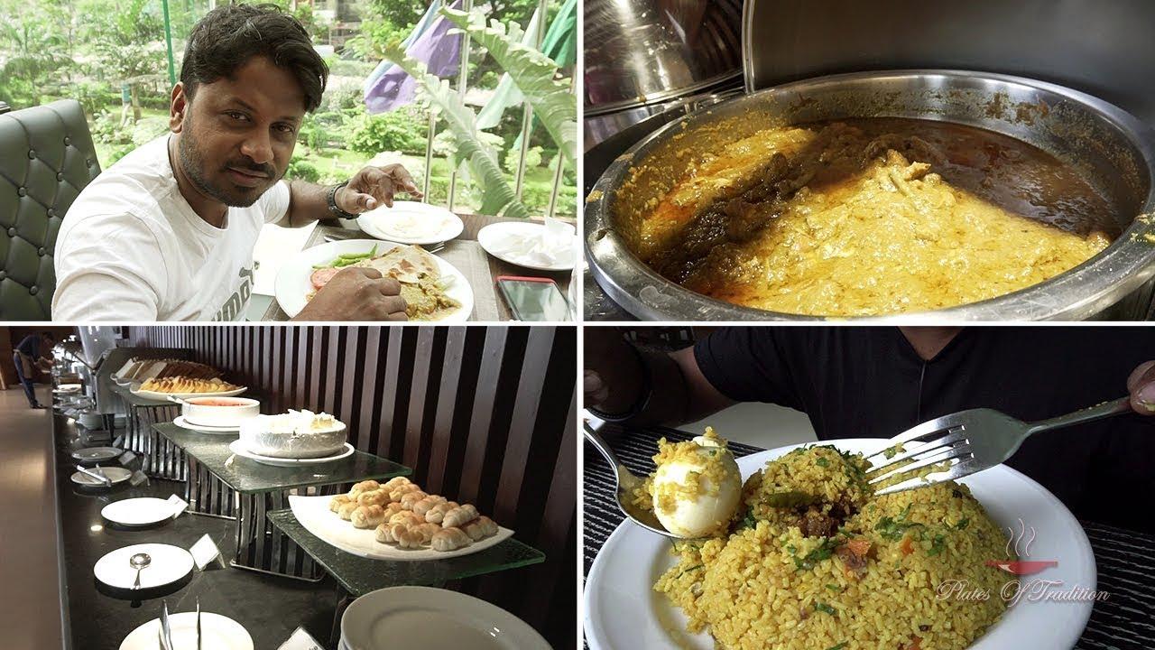কক্সবাজারে হুদাই খানাপিনা | Breakfast Buffet and Beef Khichuri | Cox's Bazar Food Review