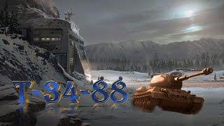 World of Tanks Xbox 360 T-34-88