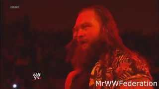 The Brood Interrupts The Wyatt Family [Monday Night Raw] 2015 (Fanmade)