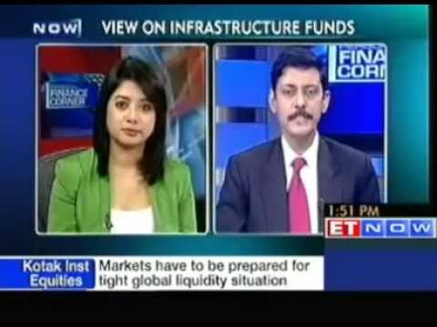 Move Out of Infrastructure Funds : Dhirendra Kumar