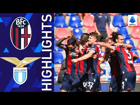 Bologna Lazio Goals And Highlights