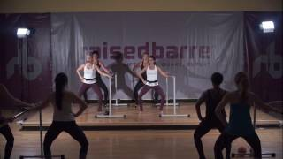 RaisedBarre™ Clips from our classes