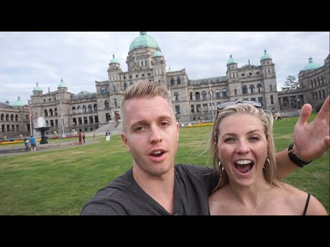 Beautiful BC: Victoria  (Mt. Douglas, Beacon Hill Park, Victoria Harbour, & Seaplanes!)