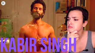 Kabir Singh – Official Trailer REACTION! | Shahid Kapoor, Kiara Advani | Sandeep Reddy Vanga