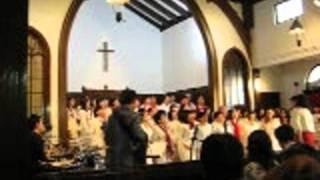 Япония. Рождественское выступление хора в протестантской церкви Токио.(Это видео создано с помощью видеоредактора YouTube (http://www.youtube.com/editor), 2014-12-17T08:05:09.000Z)