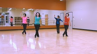 Roses and Violets - Line Dance (Dance & Teach)