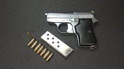 F.I.E. Titan 25 ACP Pistol Review