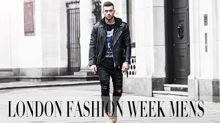 My First London Fashion Week Mens | Ali Gordon