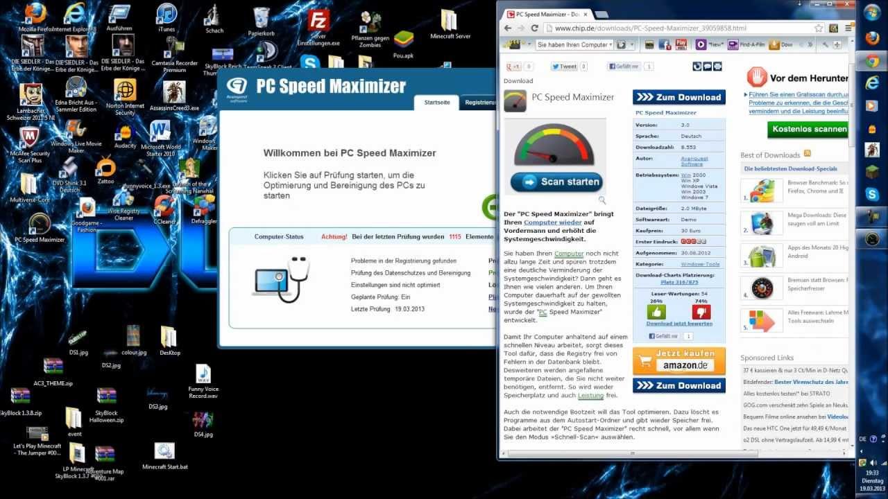 Computer Schneller Machen