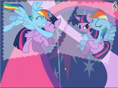 Игра Пони: Твайлайт ждет малыша. Уход за милой пони. Моя милая пони.Игры для девочек