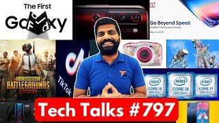 Tech Talks #797 - TikTok Loss, Galaxy M40, PUBG Fix, Jio SCAM, OnePlus 7 Launch, Redmi Y3