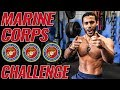 MARINE CORPS Workout / 3-Minute Challenge / Can You Keep Up?