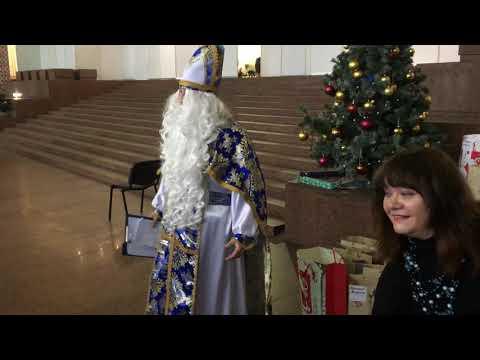 Боярка LOVE: Привітання з Днем Святого Миколая. Дітей загиблих Героїв АТО