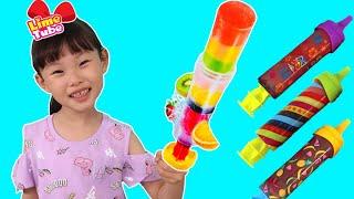 라임의 아이스크림 만들기 | 라임튜브 인기영상 모음 LimeTube