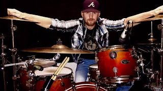 Lights Come On- Jason Aldean- Drum Cover (raised pitch)