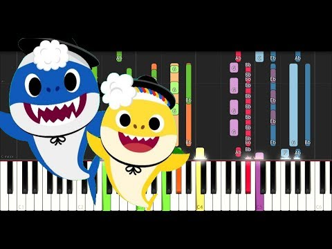 (IMPOSSIBLE REMIX) BABY SHARK SONG BY PINKFONG