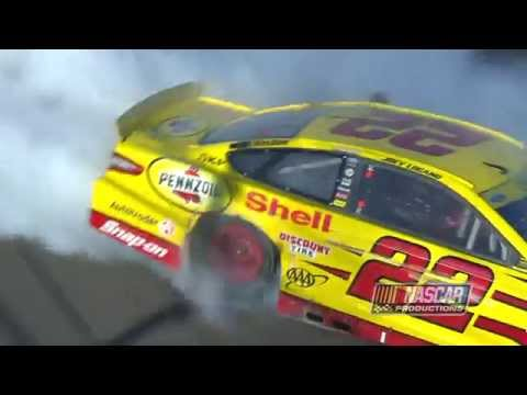 Joey Logano Wins Back-To-Back Contender Round Races
