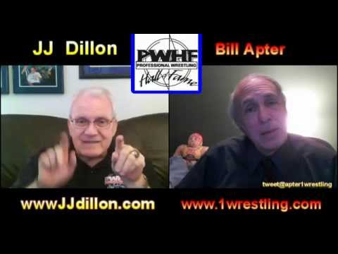SAVAGE, PRO WRESTLING HALL OF FAME--JJ DILLON COVERS IT ALL!