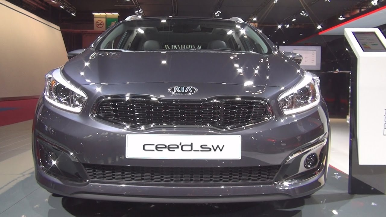 kia cee 39 d sw premium 1 6 crdi 136 hp isg dct7 2017 exterior and interior in 3d youtube. Black Bedroom Furniture Sets. Home Design Ideas