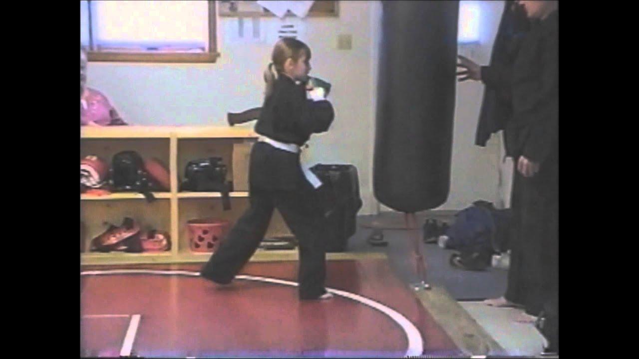 s brown belt test highlight
