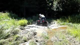 Severn Bridge Ontario Polaris Atv Mudding