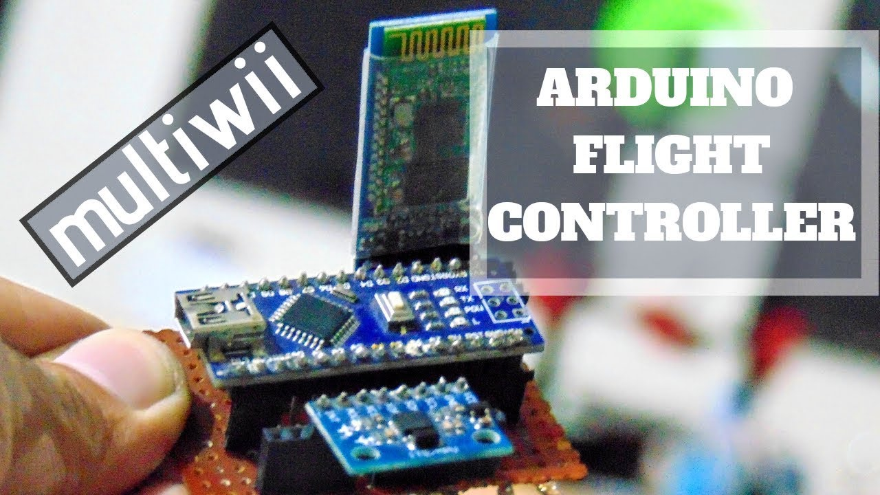 Arduino use to multiwii flight controller