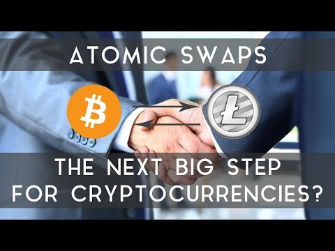 Atomic Swaps   The next big step for cryptocurrencies?