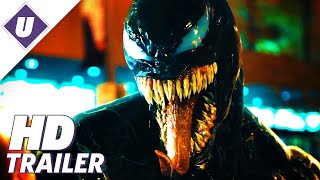 Venom - Official Trailer (2018)