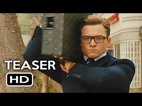 Kingsman 2: The Golden Circle Teaser Trailer #1 (2017) Taron Egerton, Channing Tatum Action Movie HD