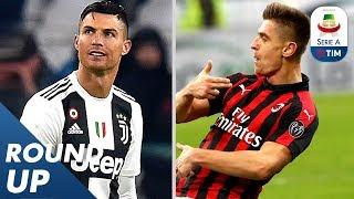 Piatek's Perfect Start! Ronaldo Scores But Gervinho Double Claims Point    Round Up 22   Serie A